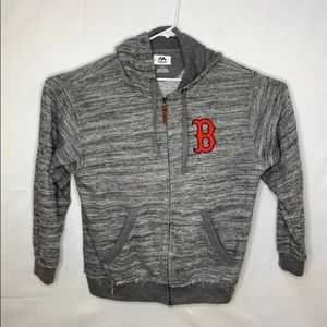 Authentic Majestic Mens Boston Red Sox Hoodie
